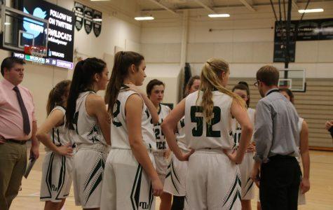 JV Girls Basketball vs Bellevue East