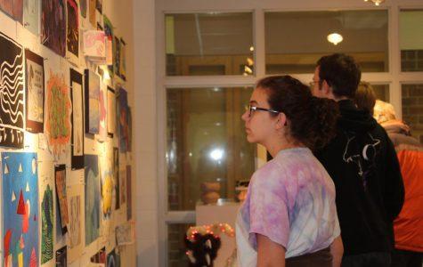 Millard West Art Show