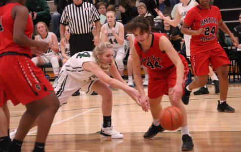 Varsity Girls Basketball V. Omaha South
