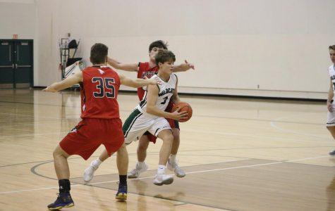 Reserve Boys Basketball vs. Westside