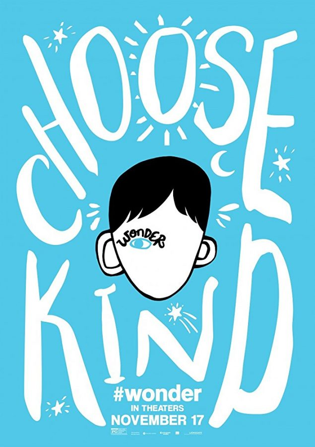 Choose Kind is the motto that rings throughout the movie  and book alike