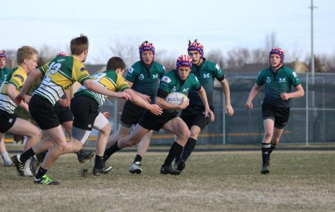Millard United v. Gretna Rugby Game
