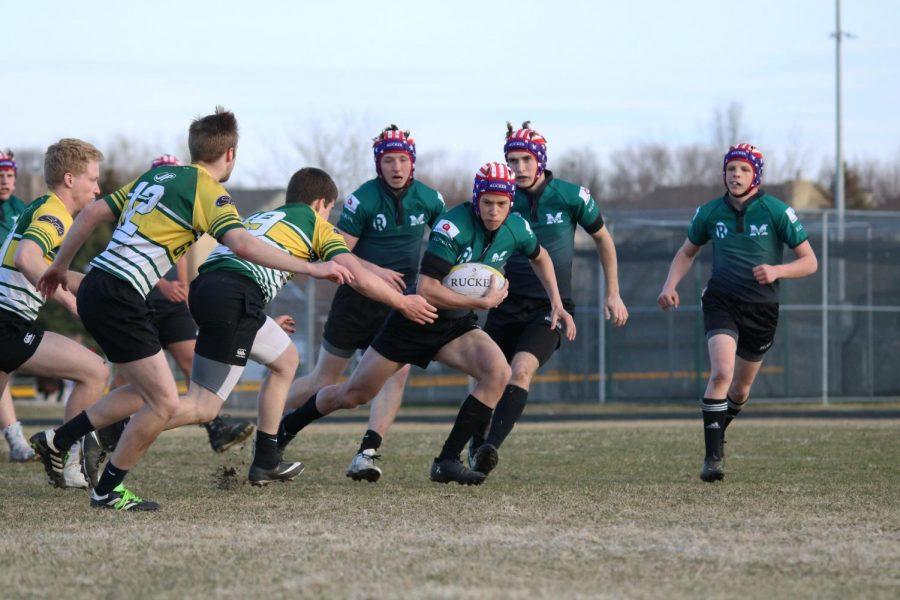 Millard United v. Gretna Rugby Game