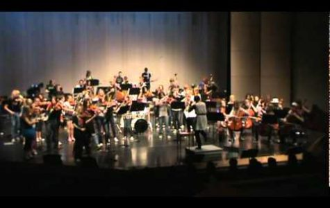 A standing ovation: Orchestra instructor retires after 23 years of teaching