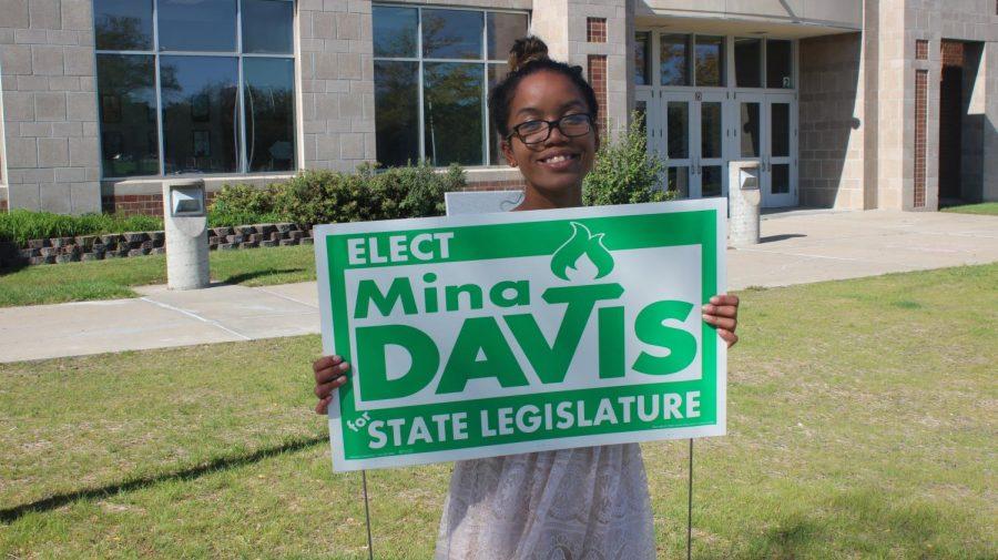 Mina Davis: Campaign for Equality
