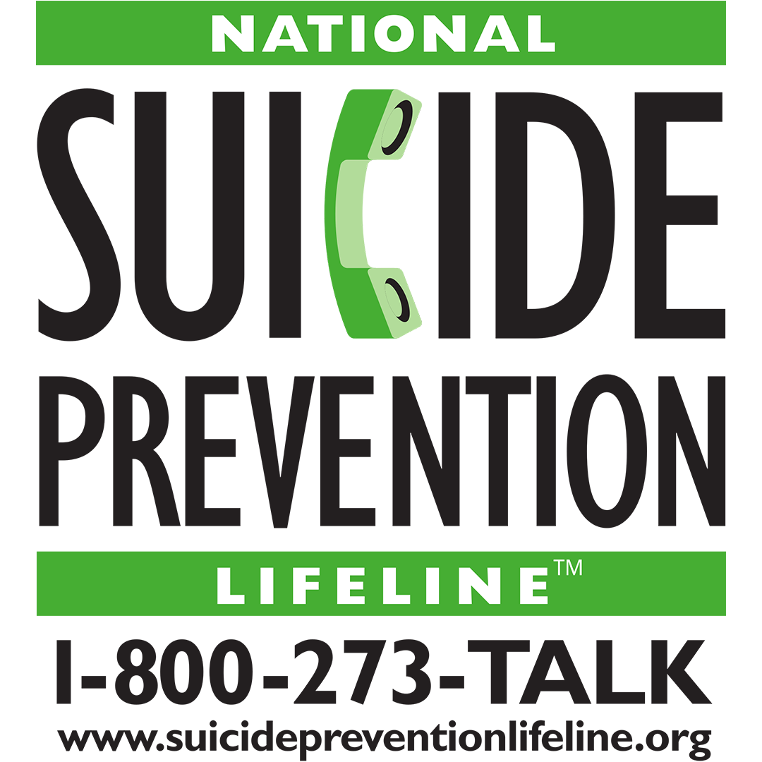 When coming to terms with depression there are many resources available for counseling as well as reporting potential suicide attempts. Above is the National Suicide Prevention Lifeline as well as their number and website. They have advocates that you can speak to with concerns for yourself or others.