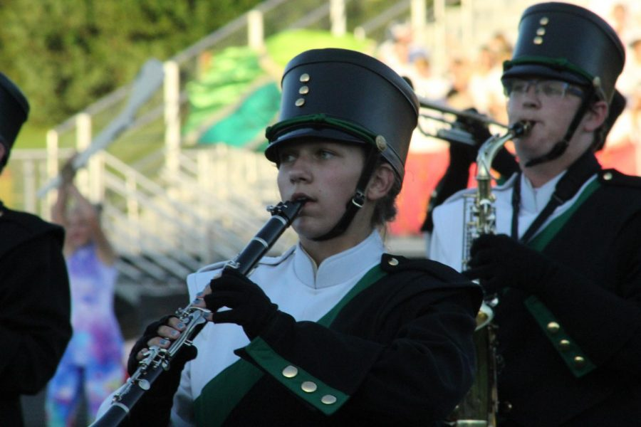 Hard Work Pays Off For Millard West Band