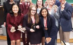 Wildcat Forensics Sweep the Competition