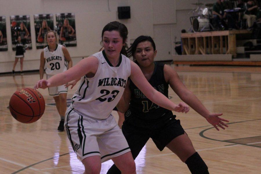 Omaha Bryan vs Millard West Girls Basketball 1.15.19