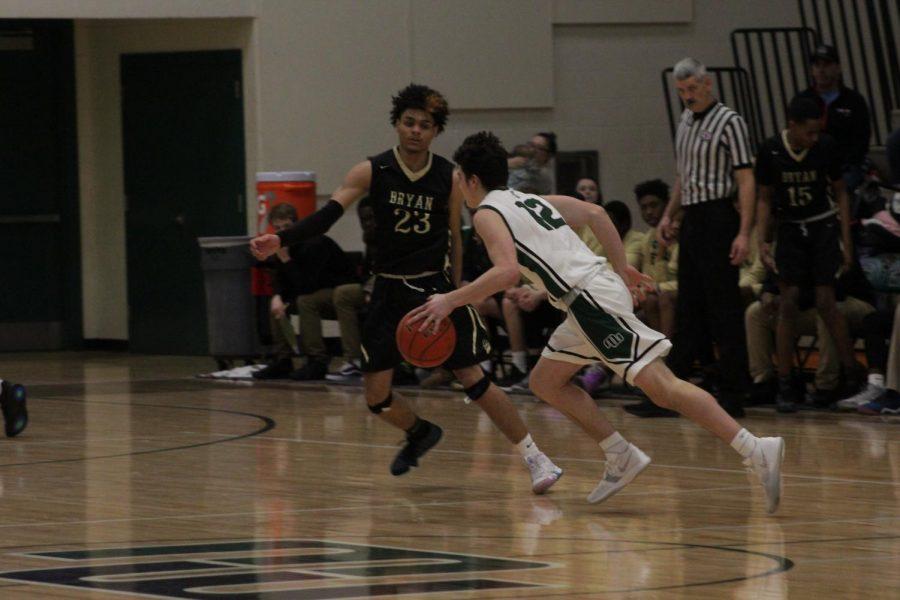 Omaha Bryan vs Millard West Boys Basketball 1.15.19