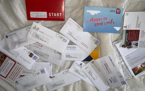 College Recruitment Mail