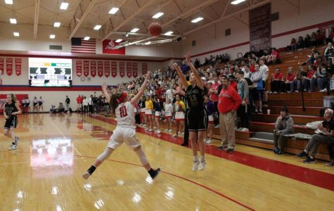 Millard West vs Millard South Girls Basketball 02.01.19