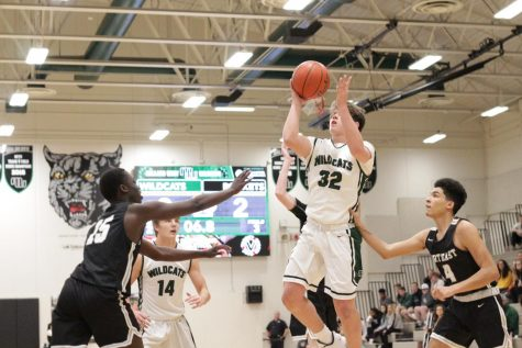 Westside vs Millard West Boys Basketball 12.14.18