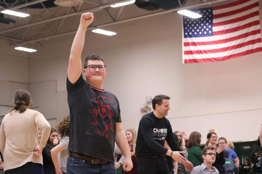 Unified Banner Pep Rally 3.8.19