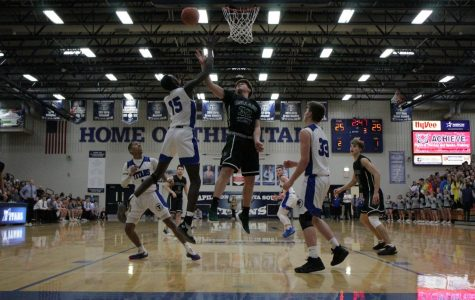 Millard West vs Papillion LaVista South Boys Basketball 2.22.19
