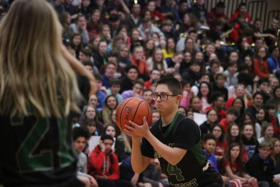 Q Street Classic Unified Basketball Game