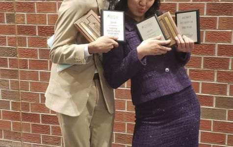 Millard West Forensics Qualify for Nationals