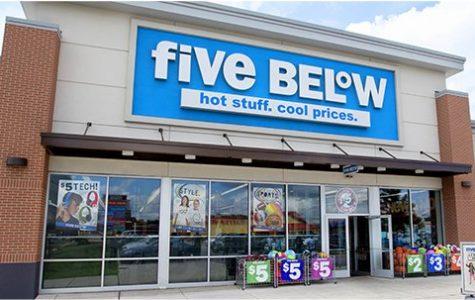 Five Below opens in Omaha