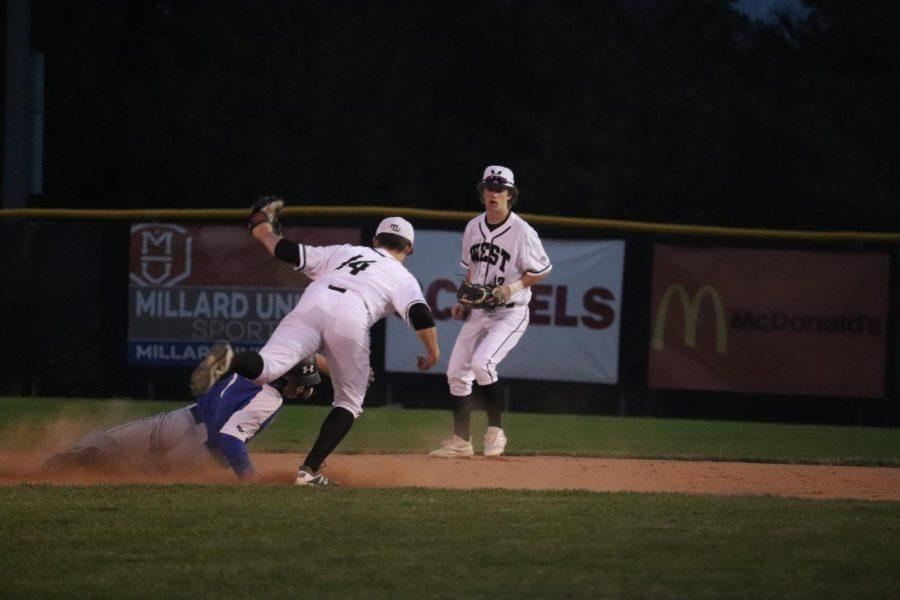 Millard West Varsity Baseball vs. Millard North 04.09.19