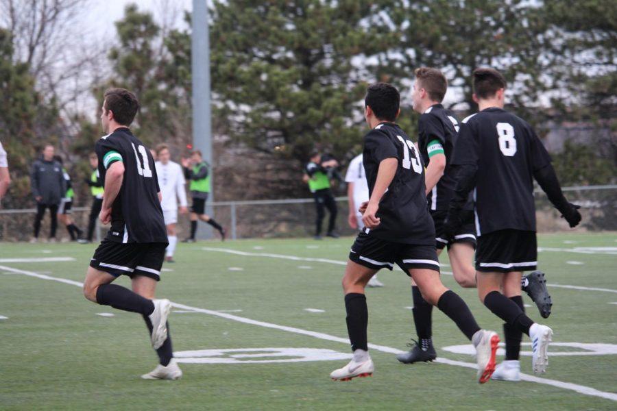 Millard West vs Westside Boys Varsity Soccer 3.28.19