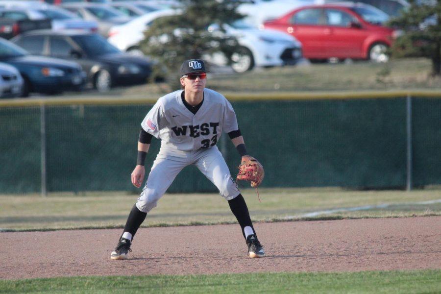 Millard West vs Millard South Baseball 4.1.19
