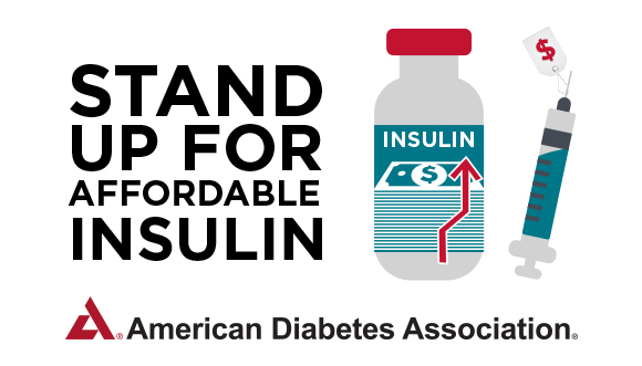 Photo courtesy of American Diabetes Association