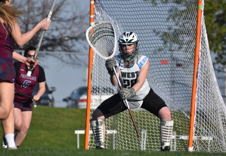 Girl's Lacrosse vs the Monarchs (05.05.19)