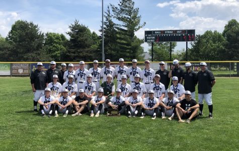 Millard West wins their first baseball championship in school history with a 2-1 win over Millard South.
