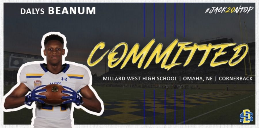 Senior, Dalys Beanum committed to South Dakota State over the summer.