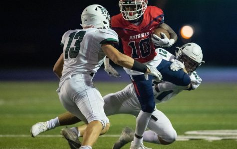 Wildcats give Patriots first loss of the season