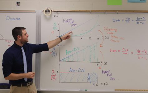 Former student teaches with former instructor