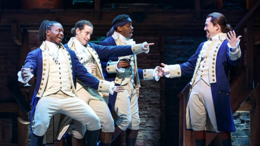 %22Hamilton%22+attracts+large+crowds+to+the+Orpheum+Theater+who+have+been+dying+to+see+this+outstanding+musical.%0A%2A%2A%2A%2A%2A%2F5