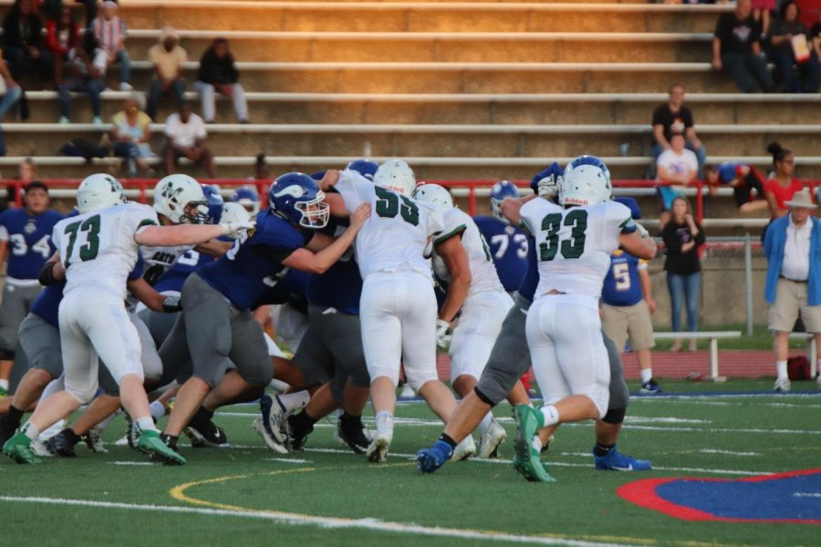 Millard West clashes with Omaha North.