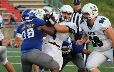 Millard West Varsity Football at Omaha North 9.13.19