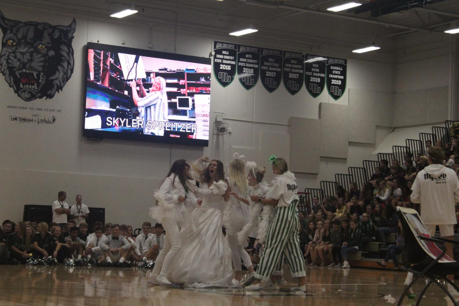 The+Crazies+cheering+on+for+a+win+again+Millard+North+High+School.
