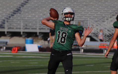 Millard West Varsity Football vs Omaha Burke 09.06.19