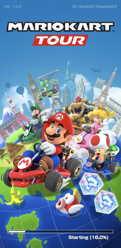 Mario Kart Tour released on Mobile devices in late September, a new step for Nintendo