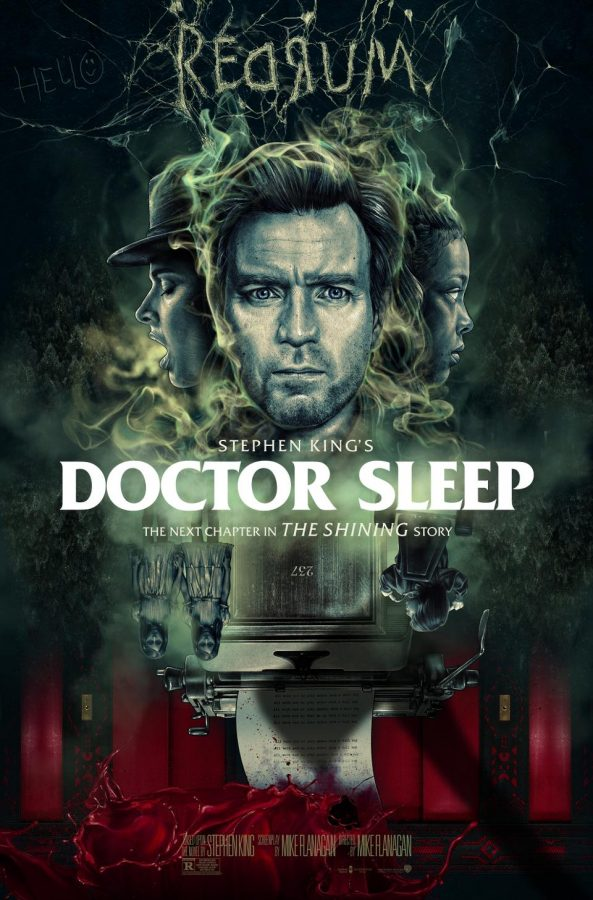 Doctor+Sleep+poster+reveals+Danny+and+Abra%2C+along+with+the+antagonist+Rose