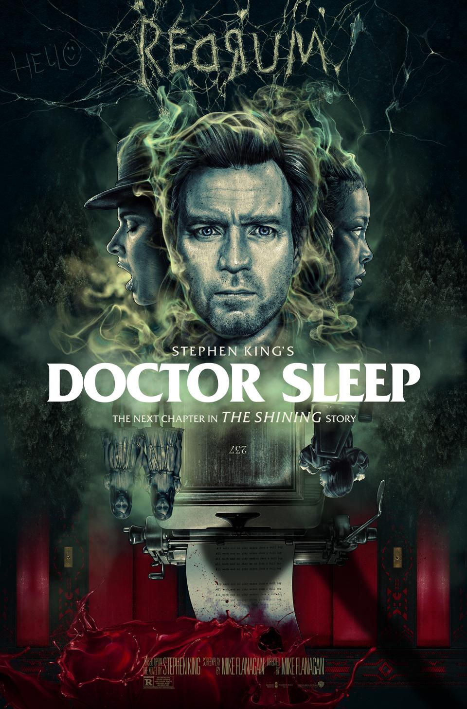 Doctor Sleep poster reveals Danny and Abra, along with the antagonist Rose