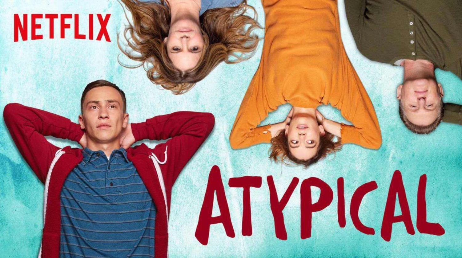 Netflix's Atypical follows Sam, a teenage boy with autism as he starts his first year of  college. He faces many challenges throughout the show and has to find ways on his own to solve them. Sam has to interact with other college students, keep relationships, become independent and more.