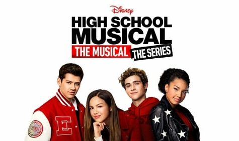 Photo of the main cast in High School Musical The Musical: The Series. High school students that attend the East High School, where the original High School Musical was filmed. They cast the first ever High School Musical production at their school and need to make it perfect. Friendships and rivalries come and go, love grows and challenges arise.