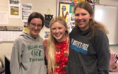 Members of Student Council participate in spirit week in hopes of spreading on school spirit.