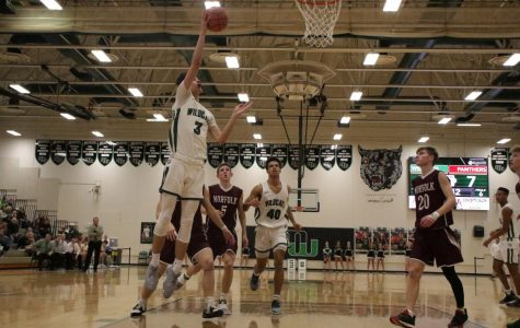Millard West Boys Basketball vs Norfolk 12.14.19