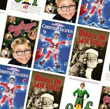 These are some different types of Christmas movies watched by many.