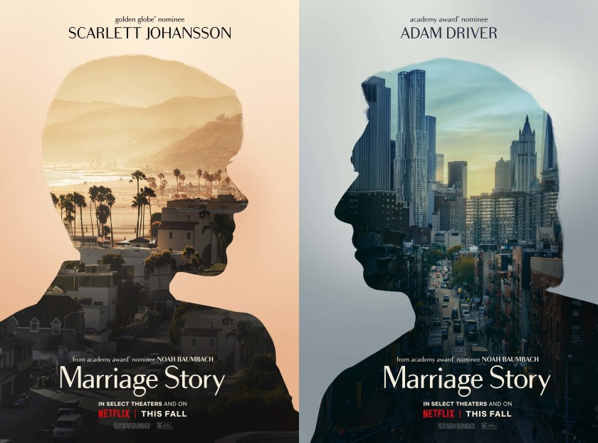 Marriage+Story+is+about+the+story+of+a+stage+director+and+his+wife%2C+an+actor+while+they+struggle+through+a+coast-to-coast+divorce.+It+is+written%2Cdirected+and+produced+by+Noah+Baumbach+and+released+through+Netflix.+The+stars+of+the+film+are+Scarlett+Johansson+and+Adam+Driver.+