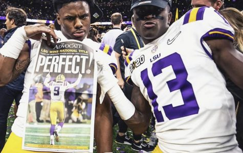 LSU's national title caps off historic bowl season