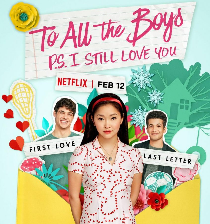 This movie was the continuation of a fan-favorite movie: To All the Boys I've Loved Before. The original film was released in August of 2018 and was created based on the book series by Jenny Han.