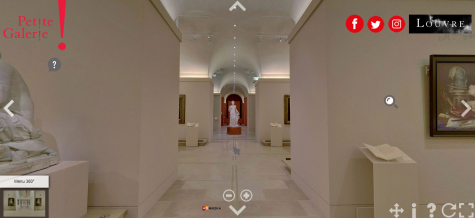 Many museums and other attractions are offering virtual tours online in light of social distancing, giving people a new activity to fill their time.