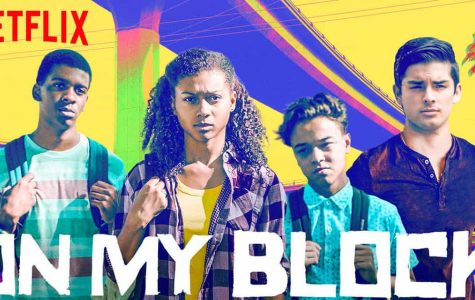 The third season of On My Block recently came out on Netflix. It follows four friends in a difficult situation.