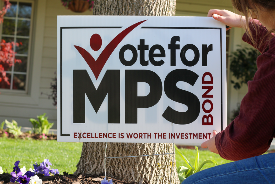 In January, Millard Public Schools board members voted unanimously to include a $125 million bond issue on the May 12th primary ballot. The bond money would be used to renovate and update the district